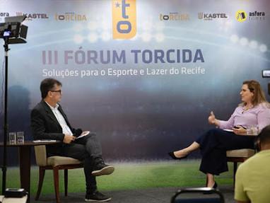 Marília defende mais investimentos em espaços de esporte e lazer dentro das comunidades
