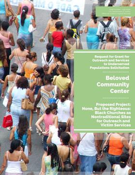 Nonprofit Project Narrative