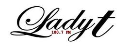 Lady t Logo Design