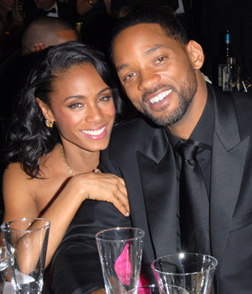Will, Jada, and August