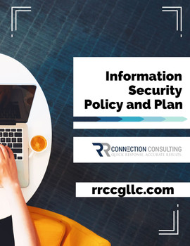 Information Security Policy and Plan