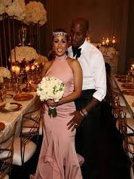 Tyrese and the former Mrs. Gibson