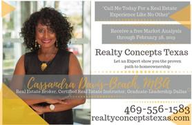 Realty Concepts Texas Promo