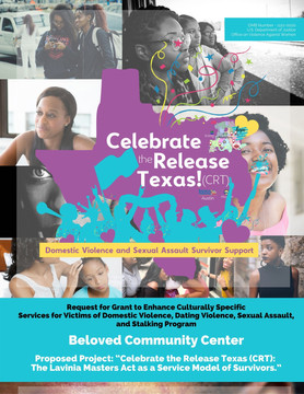 Project Narrative for Celebrate the Release Texas!