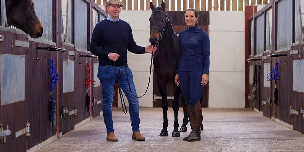 Clinic with Craig Elenor and Sara Parrott