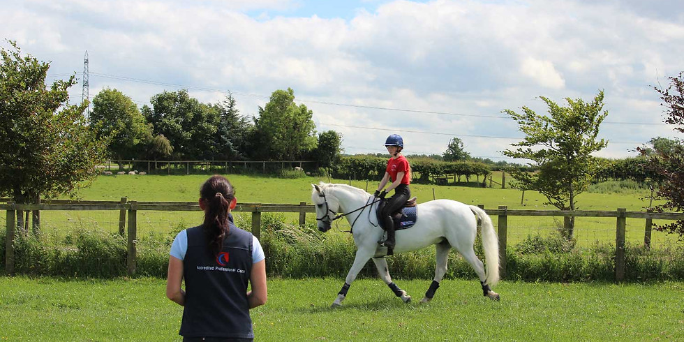 Jumping Clinic with Jen Brooks