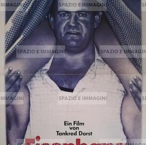 EISENHANS, directed by Tankred Dorst, (DE), 1983. Film brochure/ poster cm. 42x30.