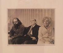 Poeta Beat Allen Ginsberg 1969