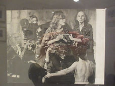 Julian Beck e the Living Theatre, Avignon, 1968. Paradise Now. Julian Beck and the Living theatre, Avignon, 1968. Paradise Now