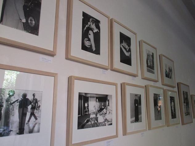 Mostra: Divi e Barbari. Attori e Fotografi tra Costa Azzurra e Dolce Vita, 2015.