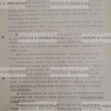 """UNITA' BUROCRATICA DI COMPROMESSO NO! UNITA' DI CLASSE SI'! Dopo il voto al Piano Pieraccini i sindacati hanno ingannato la classe operaia. Volantino ciclostilato cm. 22x33 a cura di Riscossa Operaia. Supplemento al n. 8 di """" La Voce Operaia"""" aut. Trib. di Torino n. 1867 del 15-3-1967."""