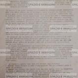 ITIS GRAVE ATTACCO ALLA DEMOCRAZIA NELLA SCUOLA! (...), il Consiglio d'Istituto Itis ha espulso i rappresentanti degli studenti (...). Volantino ciclostilato cm. 22x33 a cura di Commissione Studenti Medi FGCI. C.I.P. via Barberia 4, 18-10-75, s.l. ma Bologna.