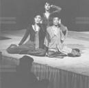 Living Theatre, Bologna 77. Original vintage print. Gelatin silver print on baryta paper cm. 18x24. Unknown photographer