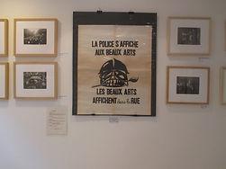 Mostra sul 68 francese, atelier populaire, 68 Paris may photos exhibition