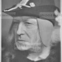 Ruggero Ruggeri on set, 1941.