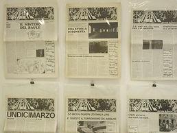 Oreste giornale di piazza Bologna 1978 1979, Femminismo, Igort, Scozzari