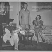Ruggero Ruggeri and Andreina Pagnani, 30s- 40s.
