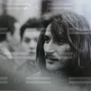 Living Theatre, Bologna 77. Original vintage print. Gelatin silver print on baryta paper cm. 18x24. Unknown photographer.