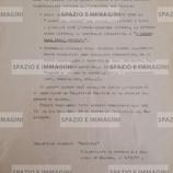 QUESTO VOLANTINO VUOLE ESSERE UN MOMENTO DI DENUNCIA E INFORMAZIONE SULLA SITUAZIONE ALL'INTERNO DELL'ISTITUTO E PROPOSTA DI COSTRUZIONE DI UN COLLETTIVO POLITICO (...). Volantino ciclostilato cm. 22x33 a cura di Collettivo Studenti Serpieri. C.I.P. via Galliera 24, Bologna, 5-10-1971.
