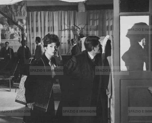 Il mulino delle donne di pietra, 1960. Original vintage print. Gelatin silver print on baryta paper cm. 18x24.