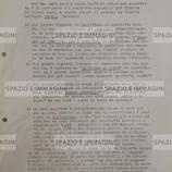 POCHE PAROLE E POCHI FATTI AGLI OPERAI DELLA BELTRAMI. Volantino ciclostilato cm. 22x33 a cura di Riscossa Operaia suppl. al numero 9 di La Voce Operaia, aut., trib. di Torino num. 1867 del 15-3-1967. Datato a penna fine febbraio 1968, 29-2-1968 s.l. ma Torino.
