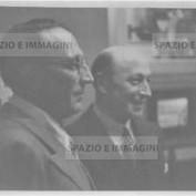 Ruggero Ruggeri and Silvio D'Amico ( ?), 30s.