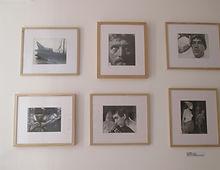 Foto film Ulisse di Mario Camerini, 1954. Ulysses set photos, Mario Camerini, 1954