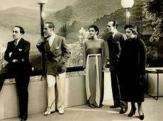 Ruggero Ruggeri,Non Si Sa Come,Luigi Piranello, 1930. Ruggero Ruggeri, Non Si Sa Come,Luigi Pirandello, 1930