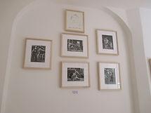 Silvana Mangano exhibition. Film Mambo, Robert Rossen, 1954
