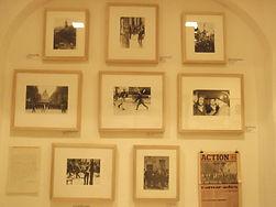 Mostra sul Maggio Francese La Poesie est dans la Rue,68 Paris May, Sorbonne