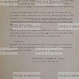 NO AL CAOS NELLE SCUOLE CON IL FRONTE DELLA GIOVENTU' (...) I GRAVI PROBLEMI DELLA SCUOLA ITALIANA  NON SI RISOLVONO NE' CON LE STANTIE CIANCE CONCILIARI DEI CATTOLICI MARXISTI, NE' CON IL DISORDINE E IL TEPPISMO (...). Volantino ciclostilato cm. 22x33 a cura di Fronte della Gioventu' di Bologna. Cicl. in via De Griffoni 5/2, s.l. ma anni '70.