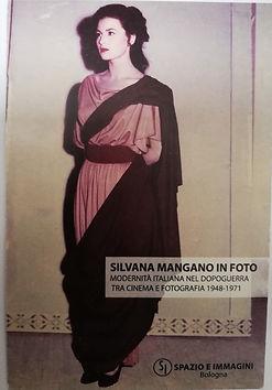 Mostra Silvana Mangano in foto.