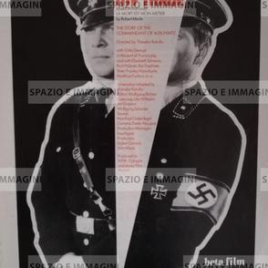 AUS EINEM DEUTSCHEN LEBEN/ DEATH IS MY BUSINESS, directed by Theodor Kotulla, ( DE), 1977. Film brochure ( pp. 6) cm. 21x30 (closed) cm. 42x30 ( open).
