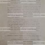 STUDENTI, LA CLASSE OPERAIA DELLA BOLOGNINA E' IN LOTTA. Volantino ciclostilato cm. 22x33 a cura di Comitato d'agitazione Movimento Studentesco. C.I.P. Bologna, 15-11-1970, via Rosselli 3.