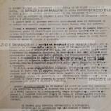 UN COMPLOTTO CONTRO LE LOTTE OPERAIE. IL GOVERNO COLOMBO HA SCOPERTO L'ESISTENZA DI UN PIANO EVERSIVO DI DX (...). Volantino ciclostilato cm. 22x33 a cura di Assemblea Popolare. S.l. e s.d. ma Bologna 1970-72.