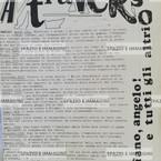 A/traverso, maggio '77, Quaderno n. 5. Foglio Creativo, printed in black ink, cm. 22x 32 pp. 12.