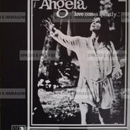ANGELA / LOVE COMES QUIETLY, directed by Nikolai Van Der Heyden, ( NL-BE), 1973. Film brochure ( pp. 8). cm. 23x28 ( closed) cm. 46x28 ( open).