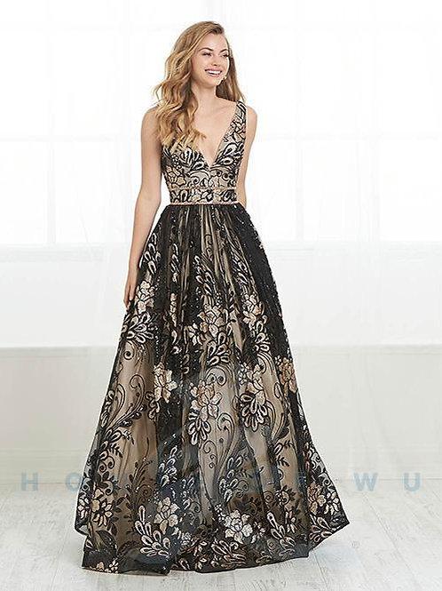 Tiffany Designs 46200 Black/Gold