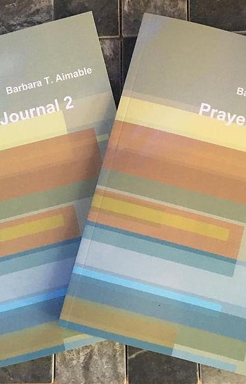 Prayer Journals 1 and 2