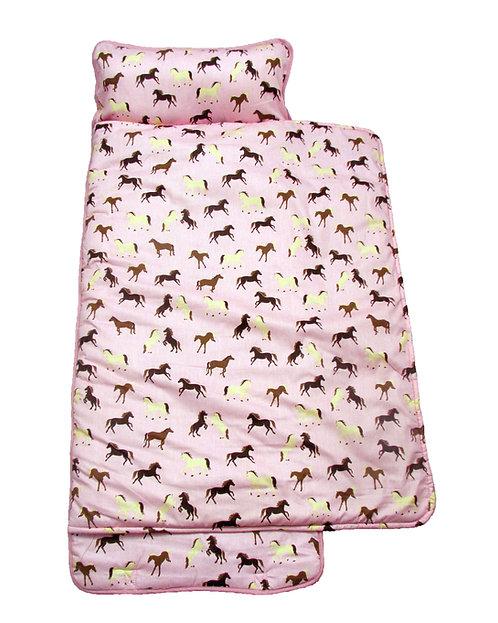 Nap Mat, Pink Horses