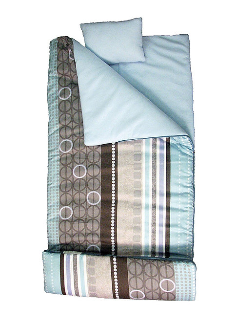 Sleeping Bag, Blue Bonnet