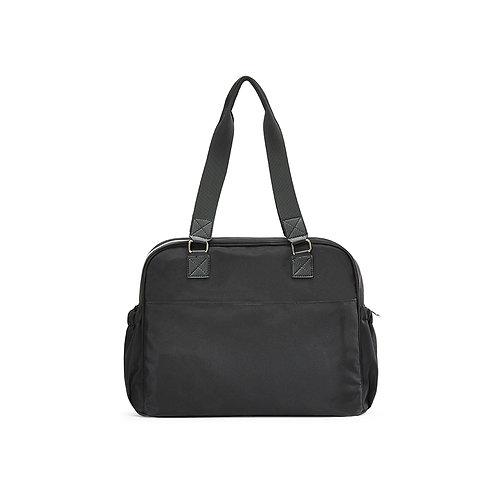 Lincoln Diaper Bag, Black