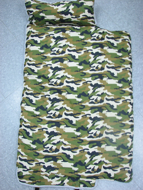 Nap Mat, Green Camouflage, Army
