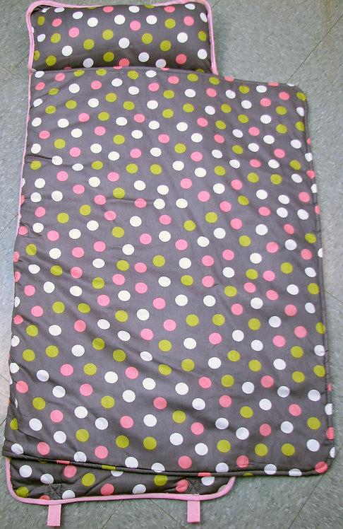 Nap Mat, Pinkalicious Polka Dot