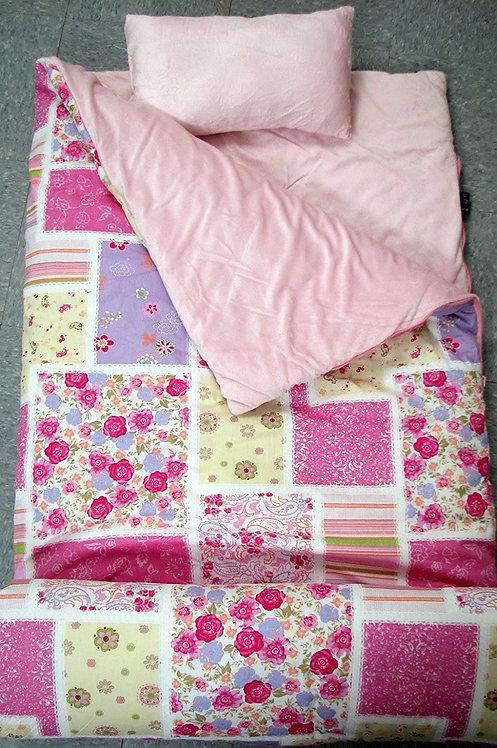 Sleeping Bag, Windsor Floral Tiles