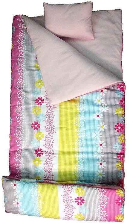Sleeping Bag, Valentino Daisy Stripes