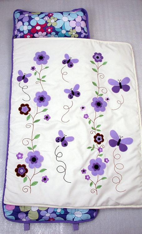 Nap Mat, Lavender Flowers