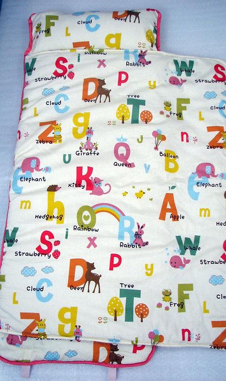 Nap Mat, Alphabet Letters