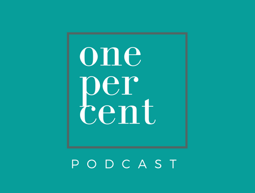 The story behind creating the OnePercent Podcast