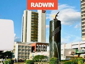 RADWIN JET Wireless Broadband #1 Choice of Paratus Telecom